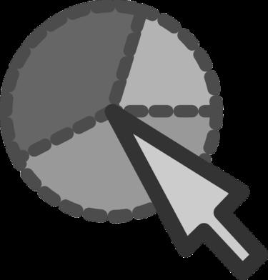 IELTS対策 ライティングTask1 (円グラフ)書き方